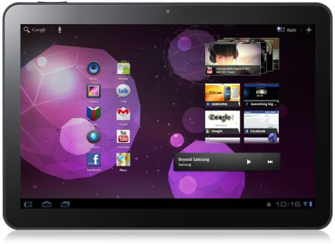 Akar Galaxy Tab 10.1 P7510 XWLP3 Android 4.0.4 ICS Firmware Resmi [How To]