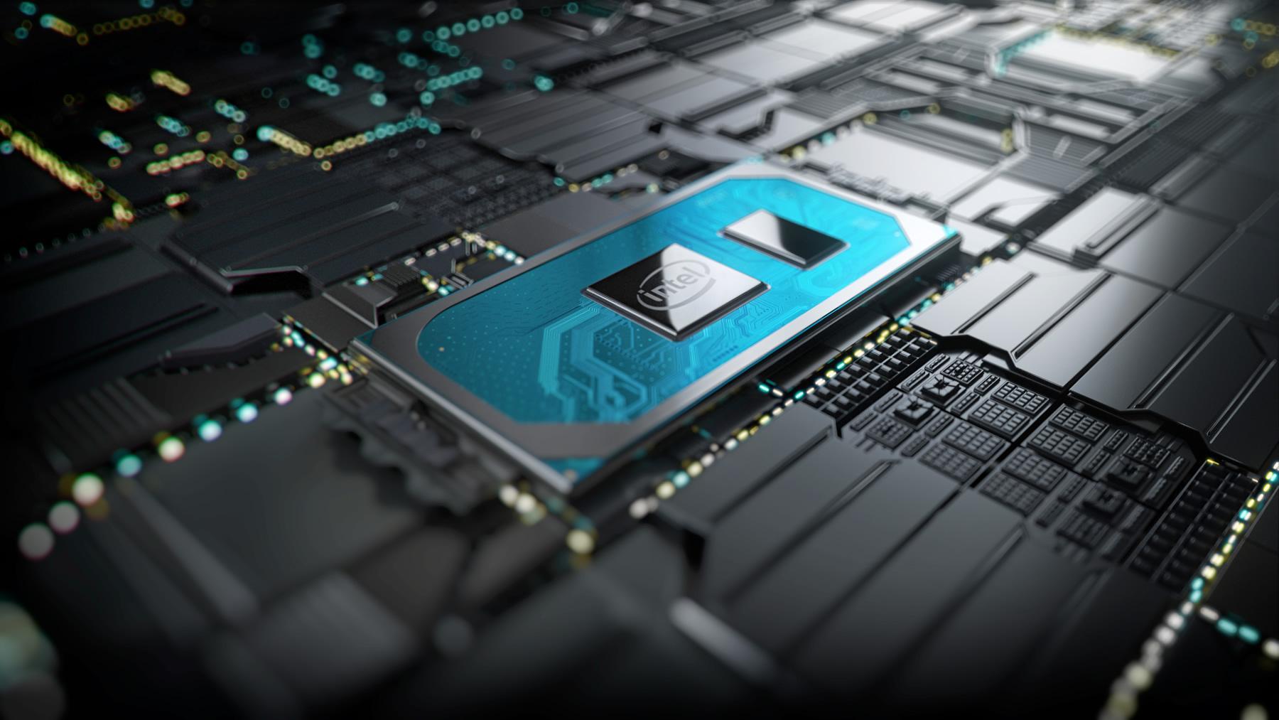 Intel Core i7-1065G7 (10nm) hiển thị trên Cinebench R20, không phải vì nó mạnh mẽ, nhưng ... 5