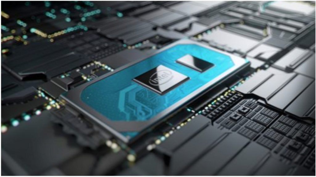 Intel Mengumumkan CPU Core Ice Lake Gen 10th