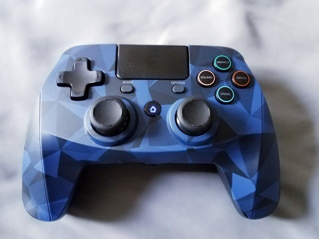 Game: Kontroler nirkabel Pad 4S untuk ulasan PlayStation 4: Jangan buang uang Anda 1