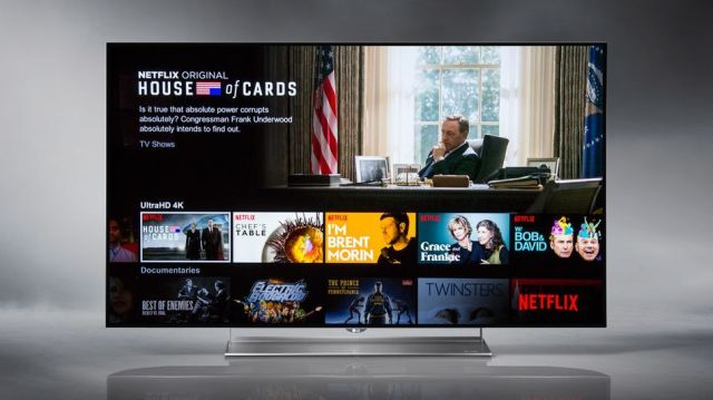 Deshágase del televisor LG 4K de 65 pulgadas por menos de $ 600.