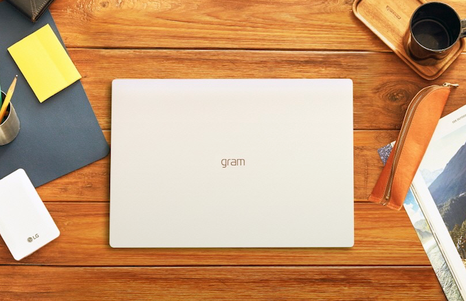 LG Memperbarui Ultralight Gram Laptop & Convertible: Ice Lake Inside