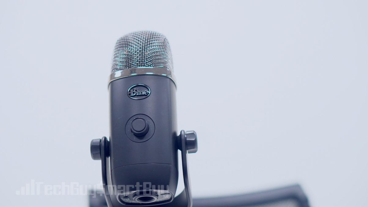 The Blue Yeti X: Diperbarui dengan Lebih Banyak Untuk Mikrofon USB Terdengar Lebih Baik