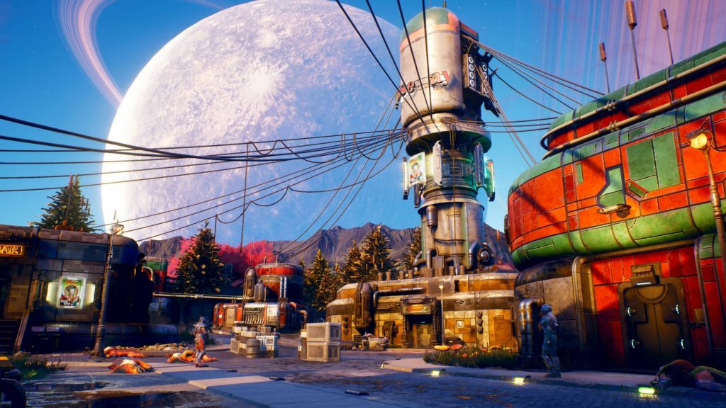 The Outer Worlds Wallpapers dalam Ultra HD