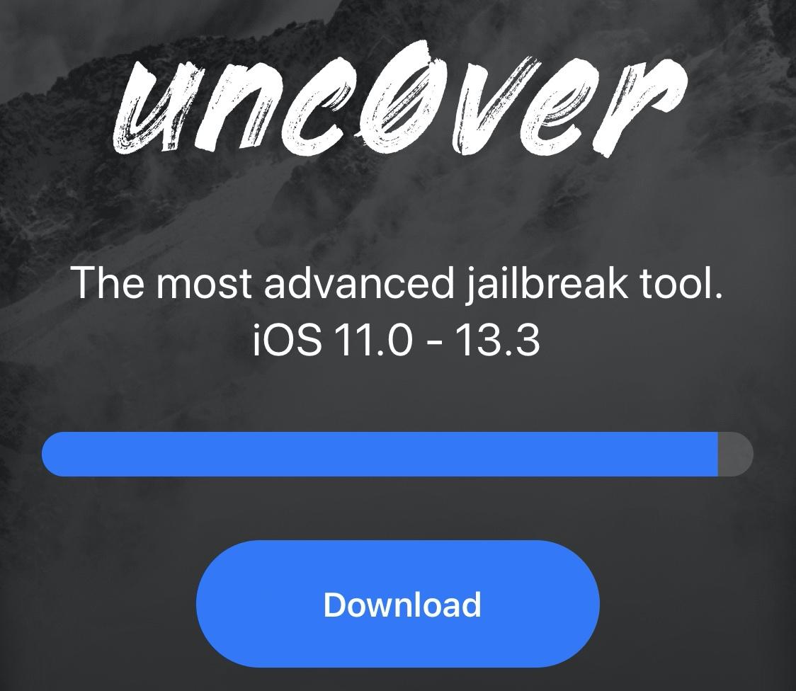 Pembaruan Unc0ver mengimplementasikan eksploitasi Jake James 'time_waste, menambahkan peningkatan keandalan 1