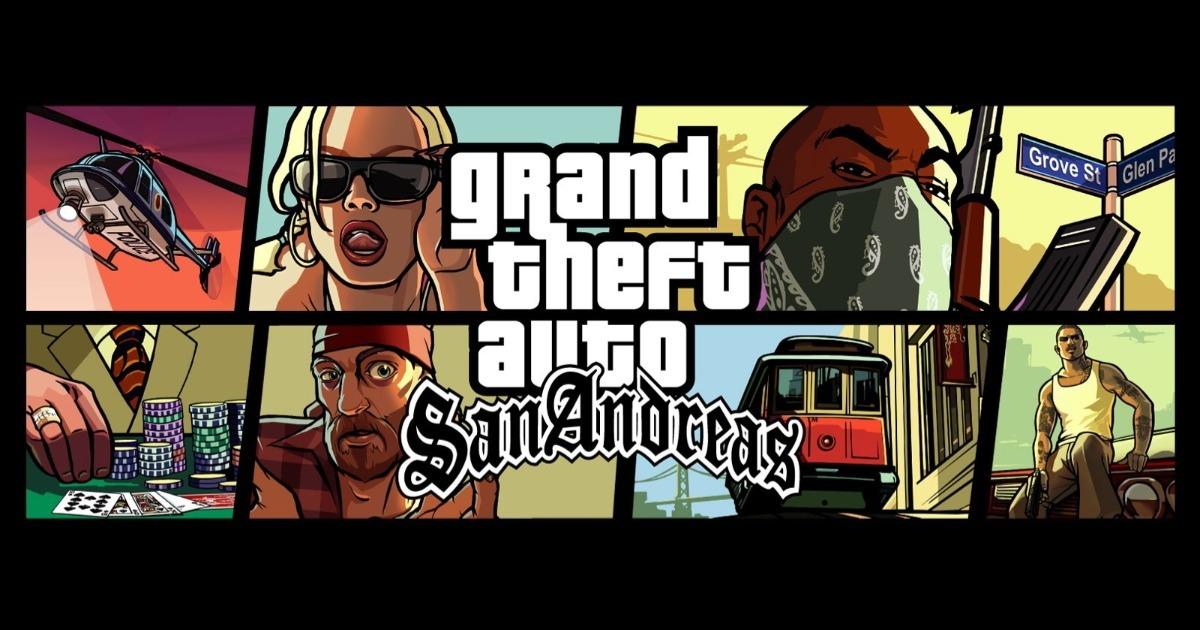 GTA San Andreas huijaa PS2: ta saa auto, elämä …