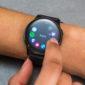 La imagen filtrada reveló Samsung Galaxy Mira activo 2 reloj inteligente