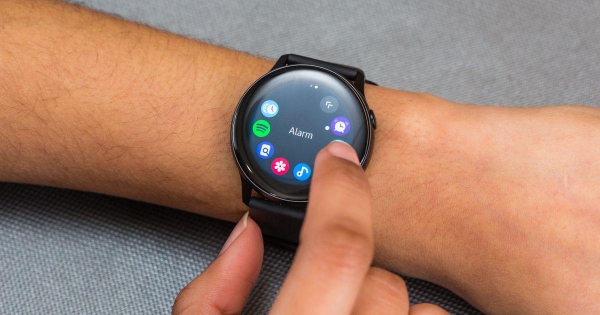 Hình ảnh rò rỉ tiết lộ Samsung Galaxy Nhìn chủ động 2 đồng hồ thông minh 2