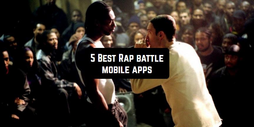 Paras Rap Battle-mobiilisovellus