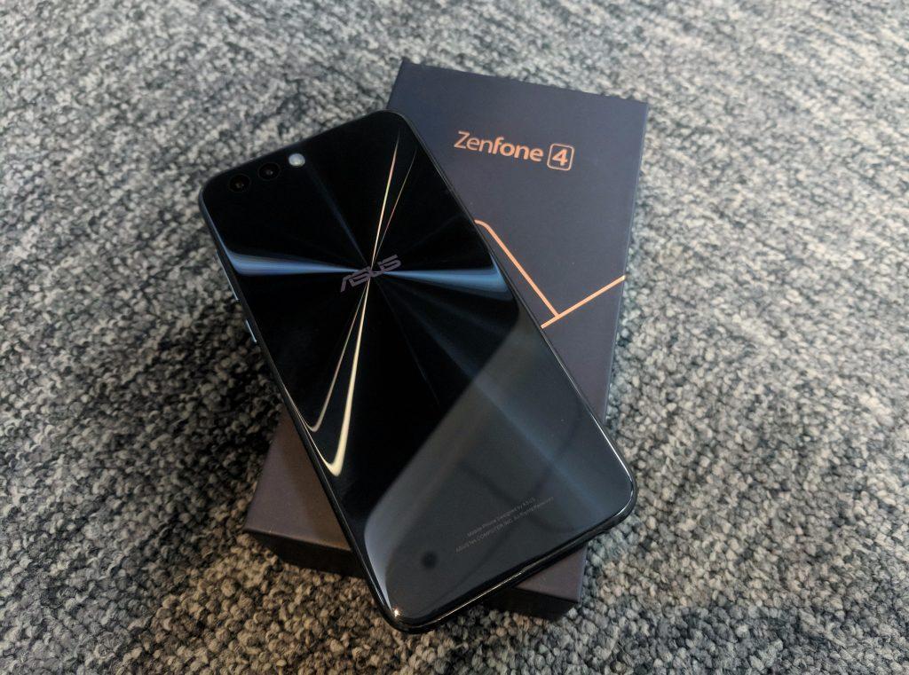 Kesan pertama ASUS ZenFone 4 1