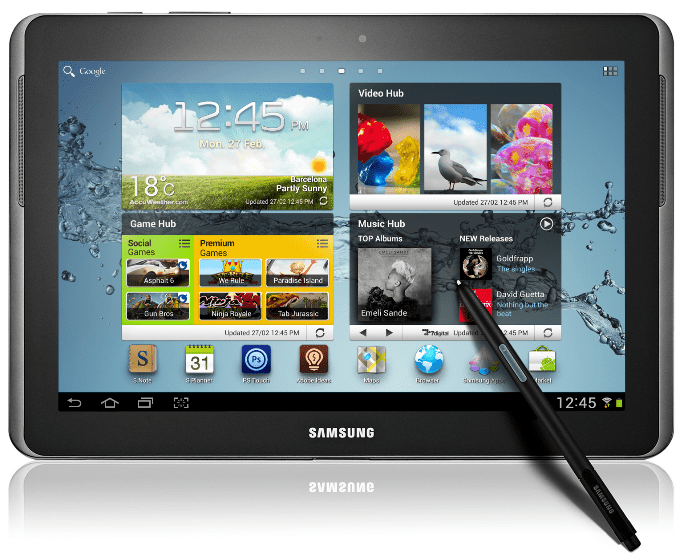 Akar Galaxy Note  10.1 N8000 DDALH1 Android 4.0.4 Firmware Stock Resmi [How To Tutorial]