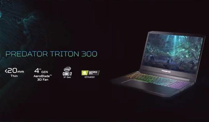 Laptop Tipis dengan Core i7, GeForce GTX 1650, PowerGem