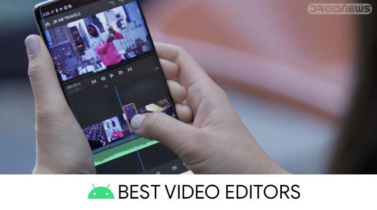 10 Aplikasi Editing Video Terbaik untuk Android untuk Profesional