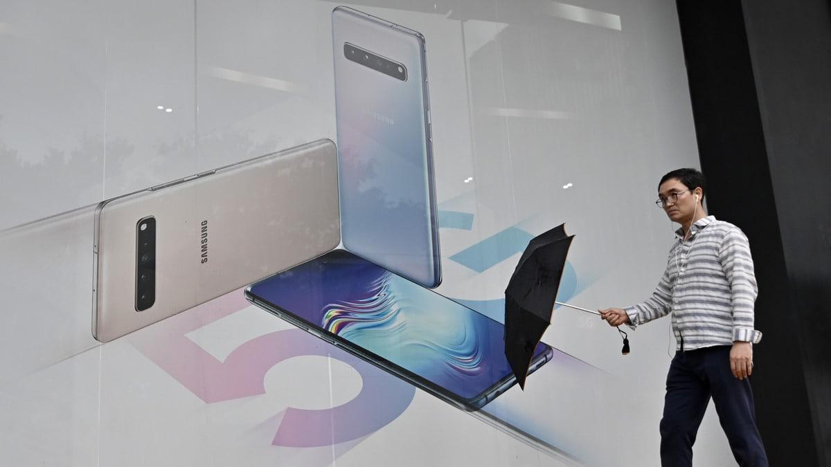 Zyski Samsunga spadają na rynku mikroukładów, co sprawia, że …