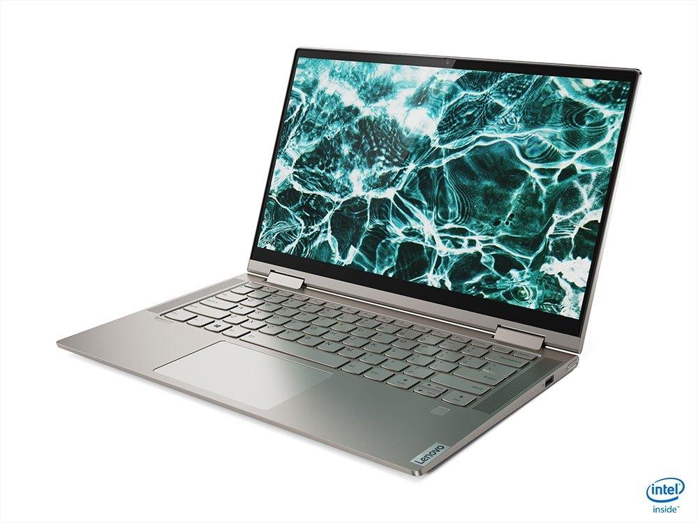 Lenovo Yoga C740 dan C640 Diluncurkan @ IFA