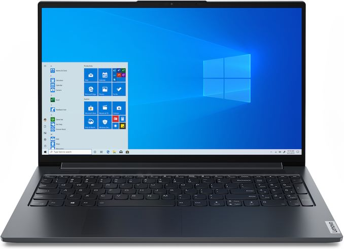 Lenovo Yoga Slim 7 Paket 15-Inch Ice Lake & GeForce GTX