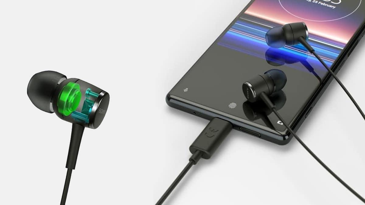 Headphone Sony STH50C diluncurkan dengan Konektor USB Tipe C dan audio Hi-Res 1