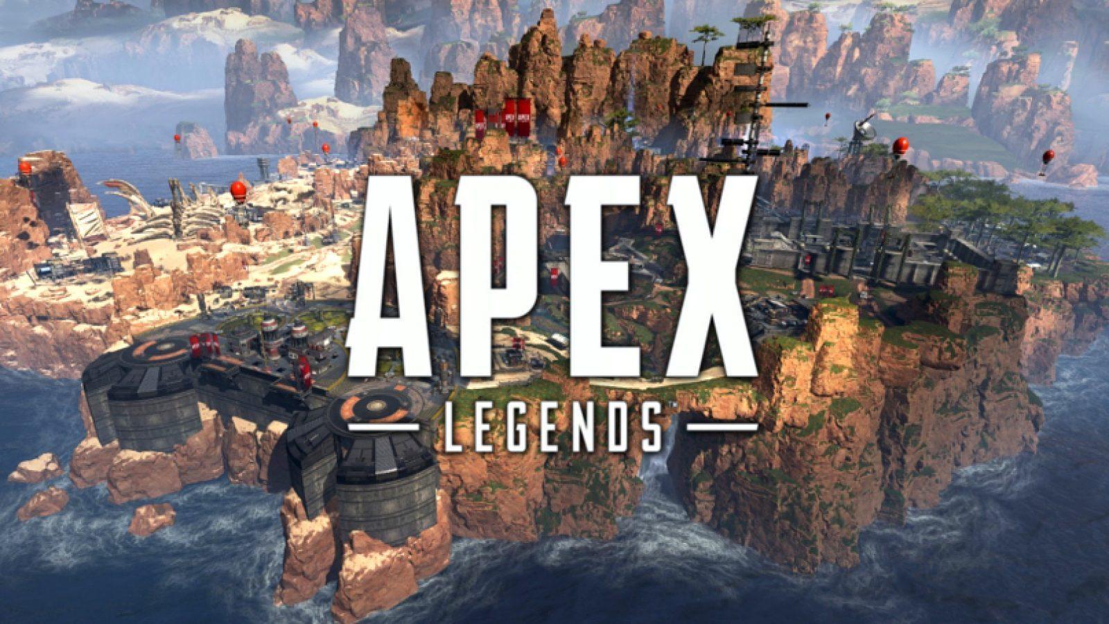 Data menunjukkan lokasi pengiriman paling populer dari Apex Legends