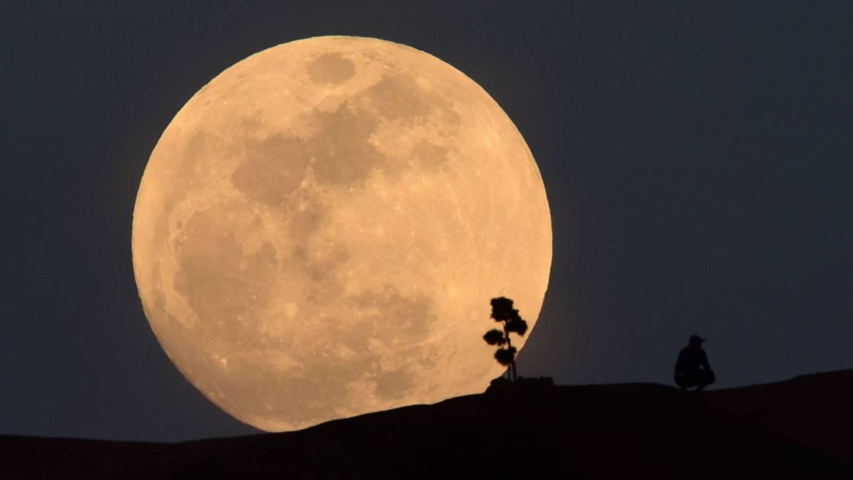 Tempat melihat online dan mengambil foto dengan ponsel ke Luna Eclipse Partial 2019 1