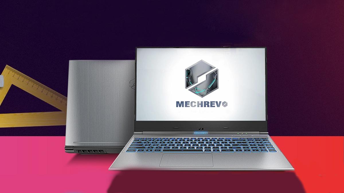 MECHREVO Z2 Air Notebook diluncurkan dengan layar FHD 15,6 inci pada 6499 yuan 1