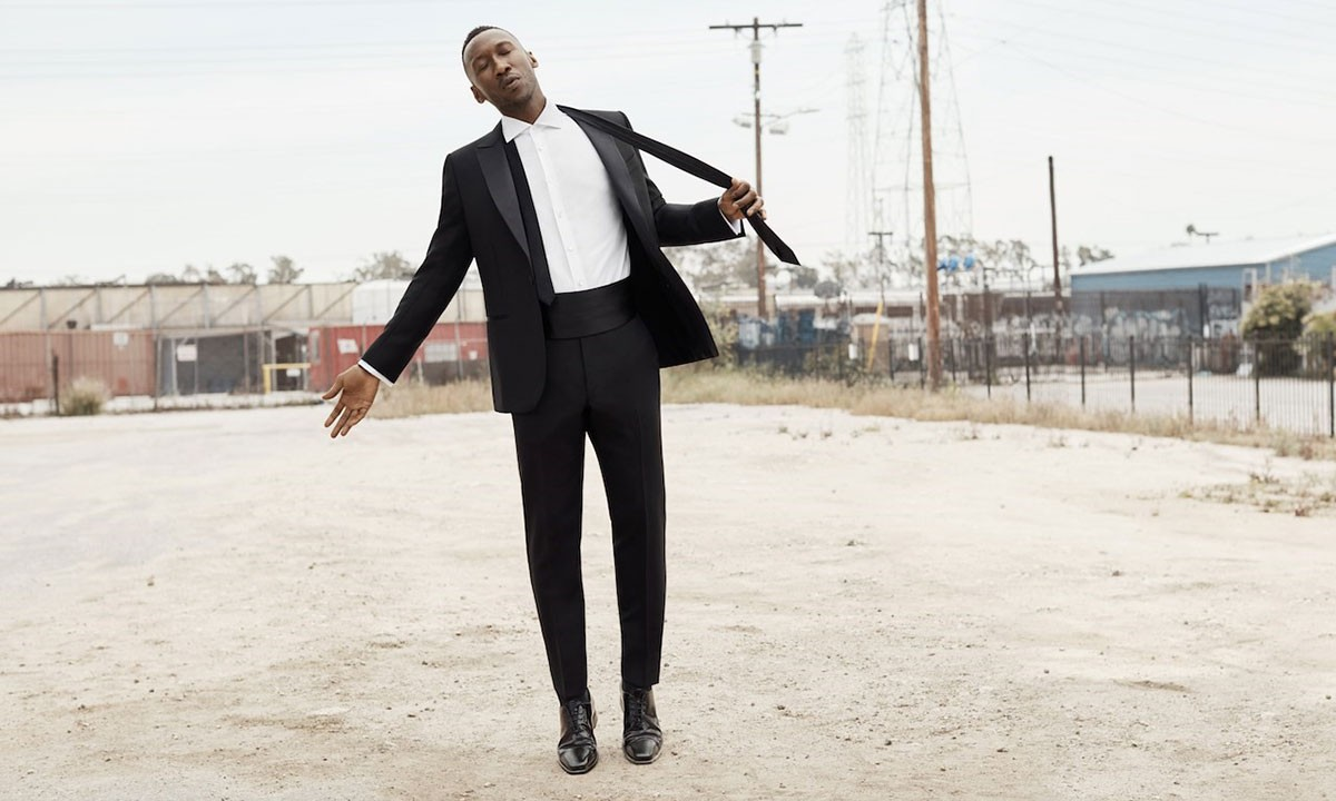 """Mahershala Ali asks """"What does a man do"""" for the Zegna FW19 campaign 1"""