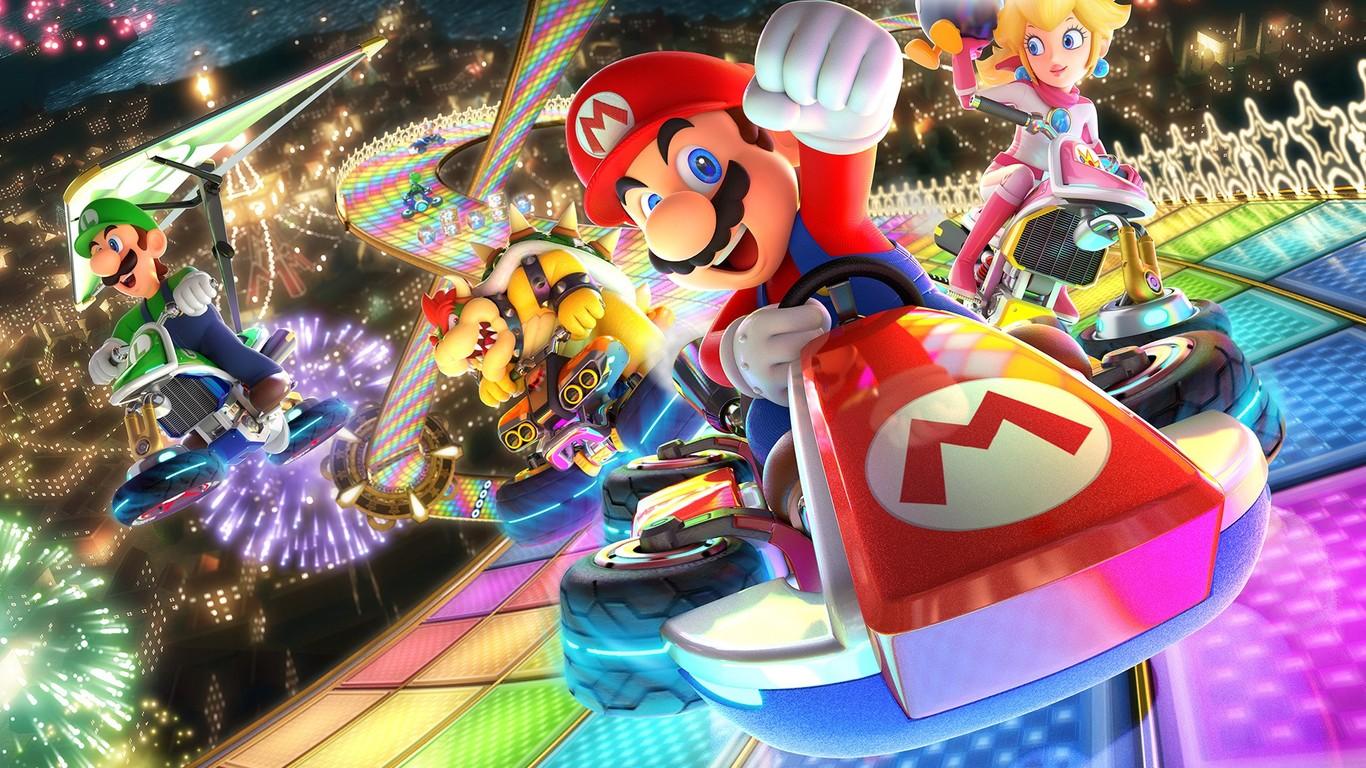 Mario Kart 8 menjadi game terlaris kedua di waralaba