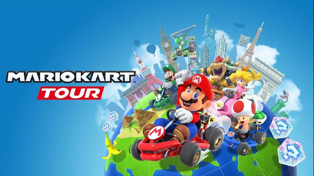 Mario Kart Tour telah resmi diluncurkan di iOS dan Android
