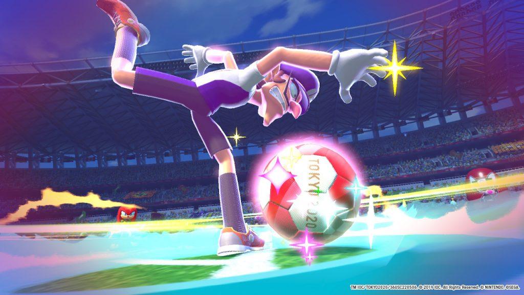 Mario ja Sonic Tokion 2020 olympialaisissa