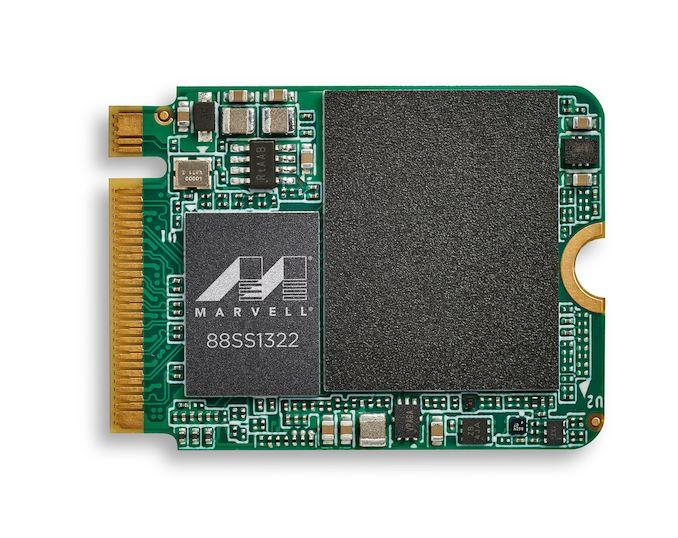 Marvell Mengumumkan Pengendali SSD Klien Dengan PCIe Gen4