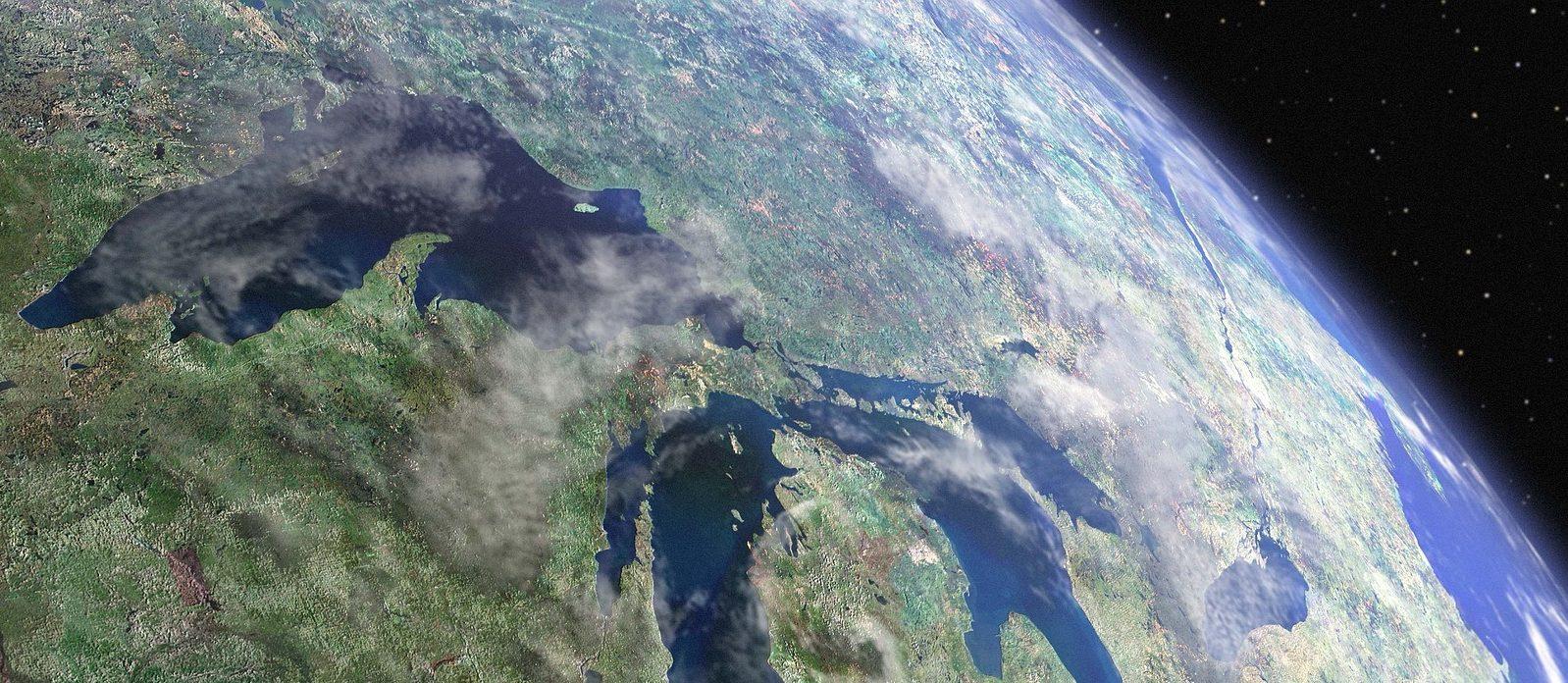 Mas que eso 1.000 imágenes de Google Earth para ver en el escritorio