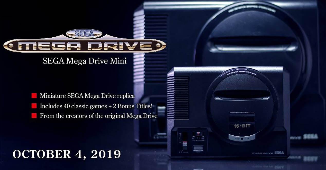 Mega Drive Mini saapuu Eurooppaan logistiikkaviiveiden vuoksi