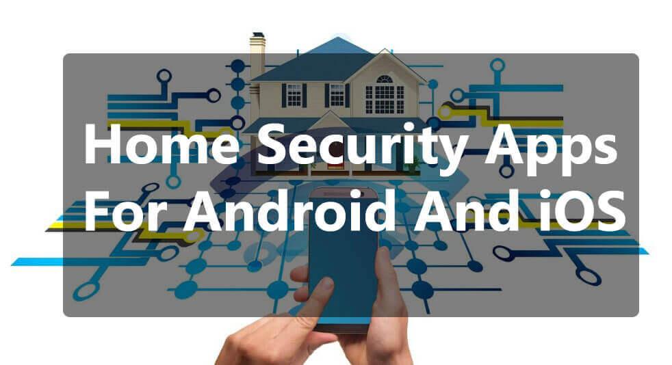 Aplicación de seguridad para el hogar