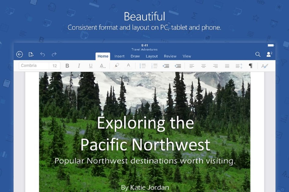 Microsoft telah memperbarui aplikasi iOS, Excel, dan PowerPoint dengan desain yang ditingkatkan