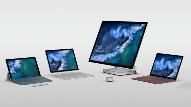 Microsoft akan menyiarkan langsung acara Surface yang akan datang 1