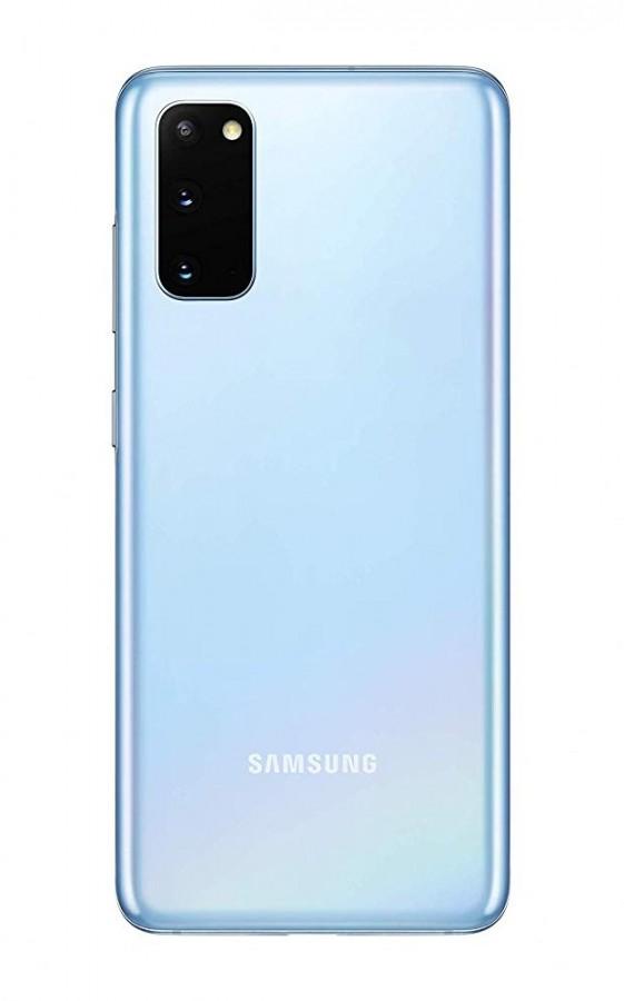 Yötila Galaxy S20 on selvästi siitä parempi Galaxy S10