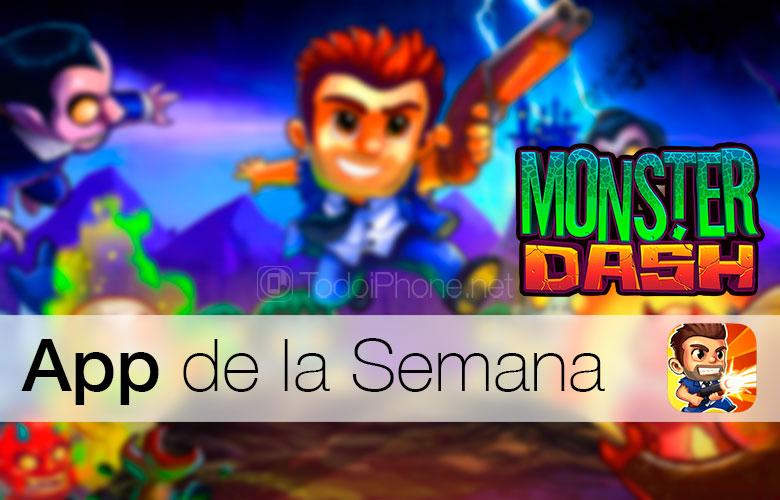 Monster Dash - Aplicación de the Semana 2