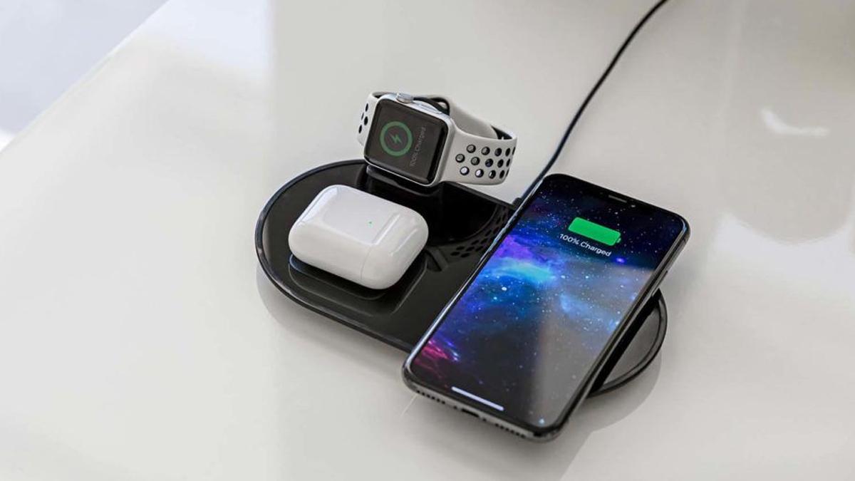 Mophie memulai pad pengisian multi-perangkat, sebagai alternatif Apple AirPower 1