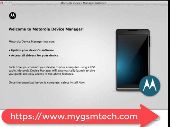 Motorola Device Manager Última versión (2020) Descarga gratuita
