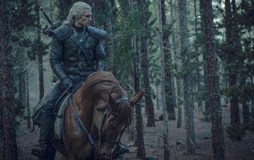 Netflixillä on teoksissa Witcher-anime-elokuva