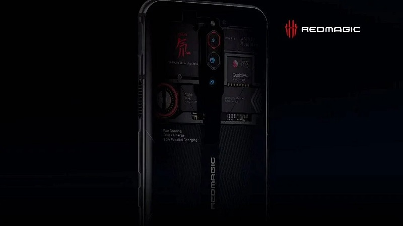 Nubia Red Magic 5G tendrá una versión transparente