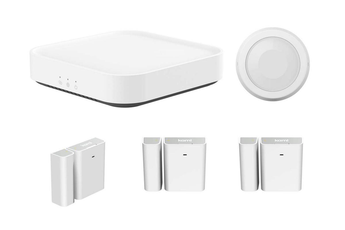 Ulasan Kami Smart Security Starter Kit: Label harganya yang murah adalah satu-satunya hal yang terjadi untuknya