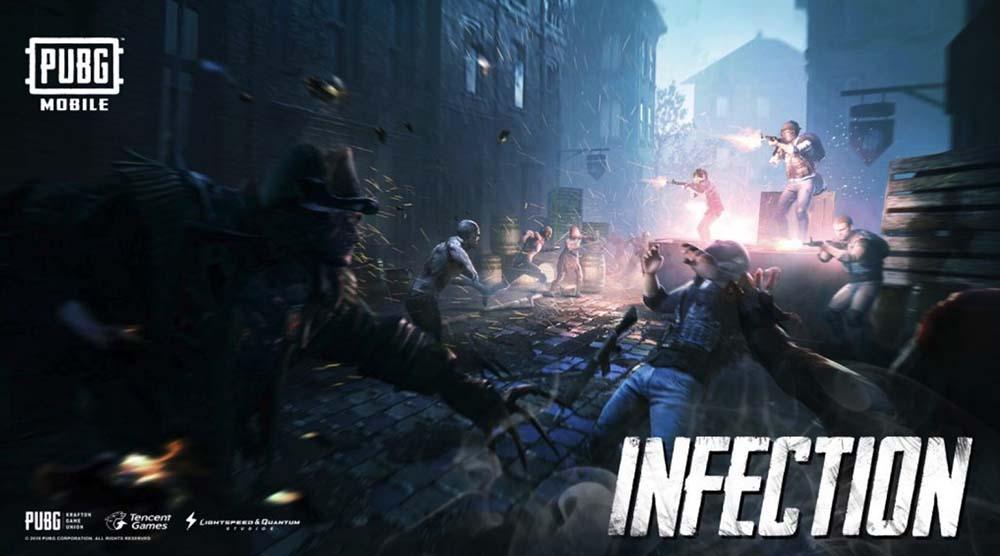 Mode permainan Infeksi baru dan peta baru dalam pembaruan PUBG Mobile