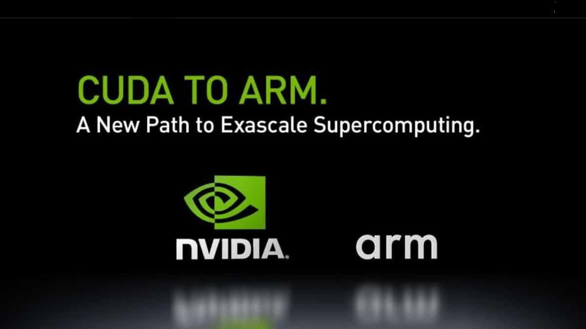Nvidia avasi ohjelmistopinon ARM-supertietokoneille