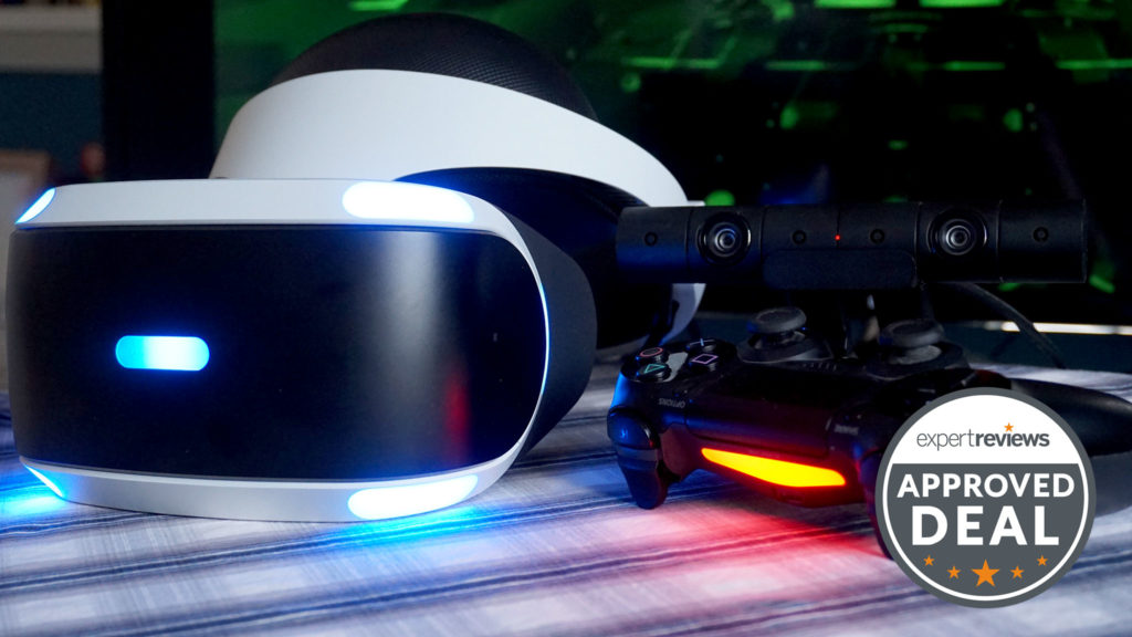 Kesepakatan PSVR Black Friday: Mega packstation VR berkurang Amazon