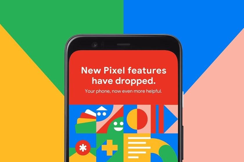 Pixel diperbarui: programkan tema gelap, emoji baru, gerakan, dan lebih banyak berita di 'Fitur Jatuhkan' Maret