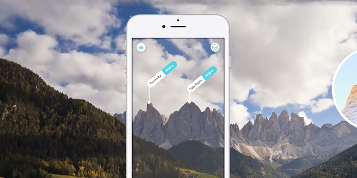 PeakVisor, kenali puncak dan pegunungan dengan smartphone Anda