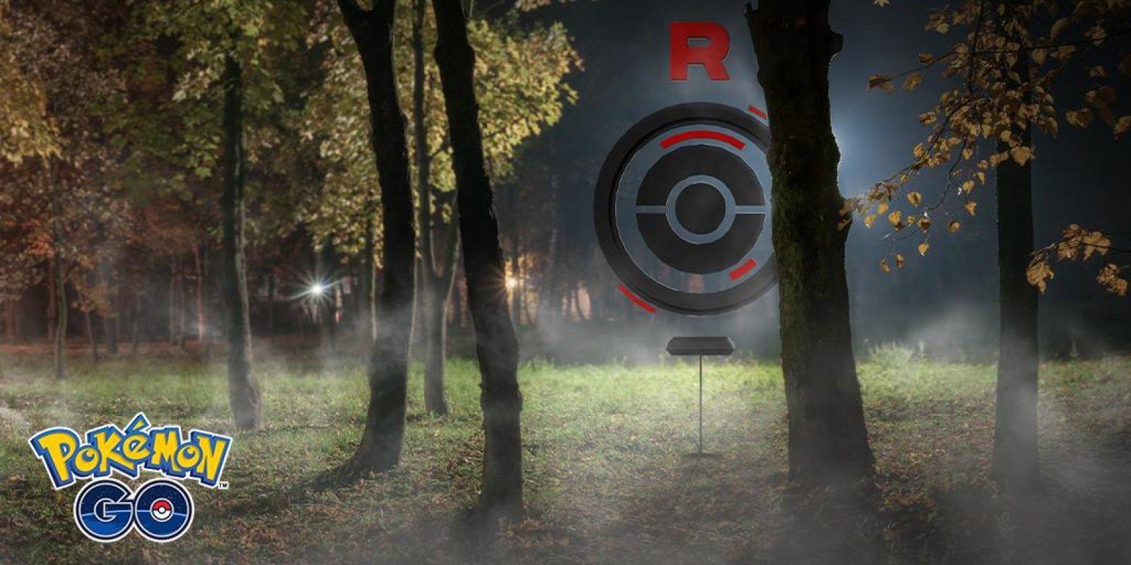 Pokemon  Go Team Rocket: Team Rocket Pokestop, invasión, lucha gruñona y premios 2
