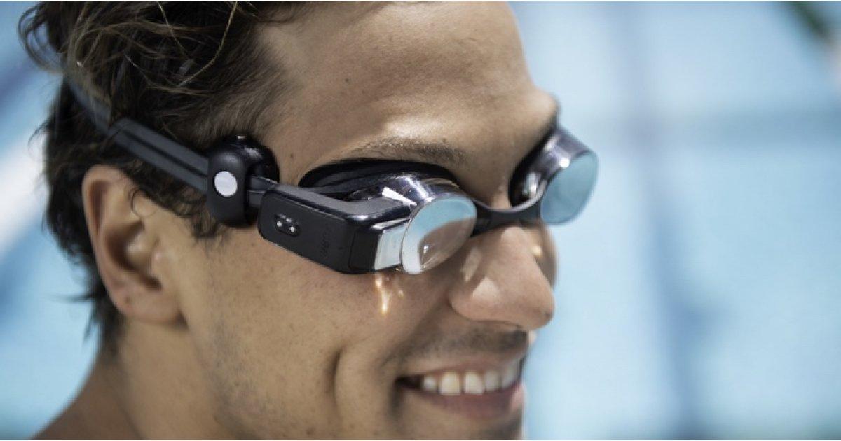 Polar membawa denyut jantung real-time ke kacamata renang Form AR 1