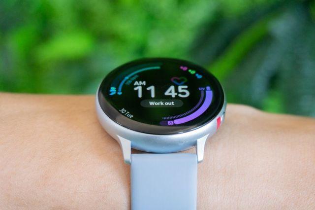 Harjoittele Samsungin kanssa Galaxy Aktiivinen kello 2: Apple Watch murhaaja?