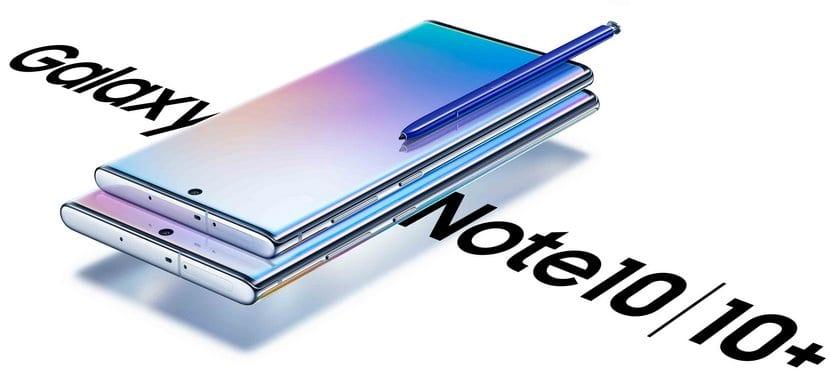 Harga Galaxy Note  10+ 5G dengan Vodafone
